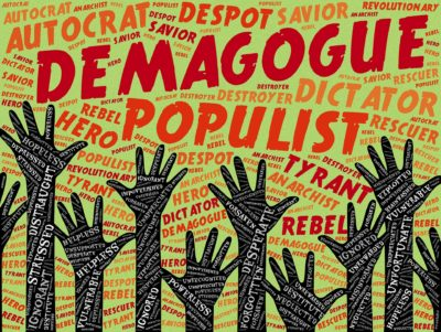 (KW3) Abgang Trump, Antritt Laschet — Hat der Rechtspopulismus den  Zenit überschritten?